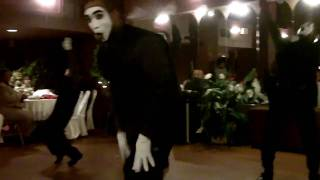 "Silent Praise Mime Ministry ""PSALMS 150 by J Moss"""