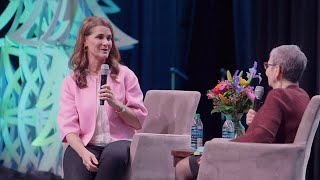 Book Lust with Nancy Pearl featuring Melinda Gates