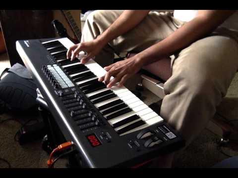 Chris Brown Liquor Keyboard Cover