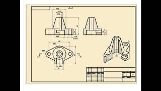 видео Аксонометрические проекции