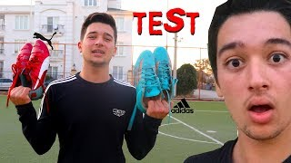 PUMA VS ADİDAS KRAMPON TEST