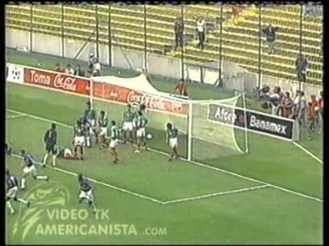 RUMBO A FRANCIA 98 MEXICO 3 COSTA RICA 3 NOV 9 1997