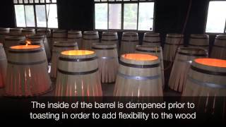 "Lucre's Wine World Presents: ""barrel Making At Demptos Napa Cooperage"""