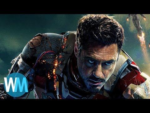 TOP 10 Iron Man Momente