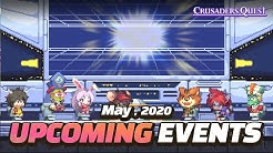 [Crusaders Quest] May 2020 Events Preview