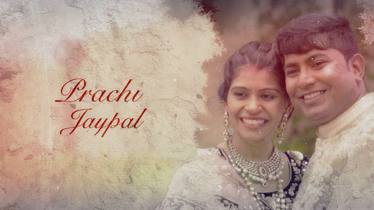 Monsoon Love | Prachi + Jaypal Wedding Trailer