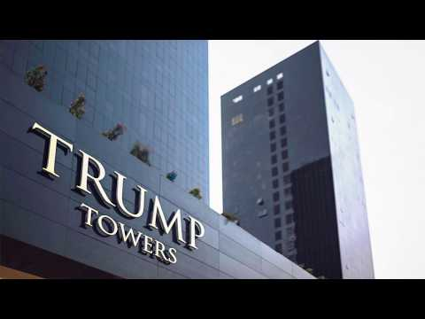 Trump Towers Pune - India's first ready-to-move-in Trump Residences