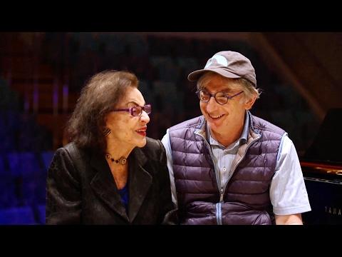 Michael Tilson Thomas and Judy Drucker Interview
