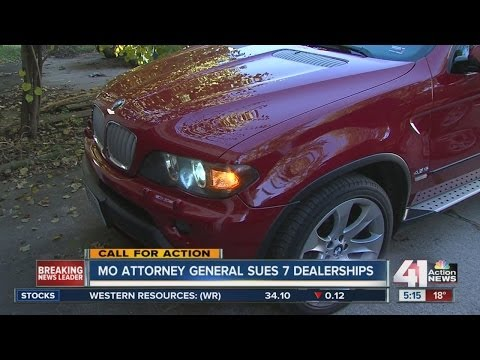 Crackdown on dealerships selling cars without giving title