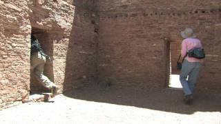 Secret Rooms in Pueblo Bonito