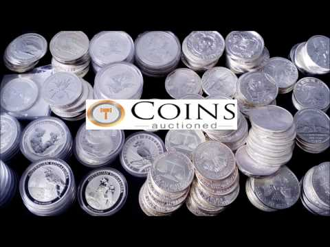 What is 999 silver Bullion coins?