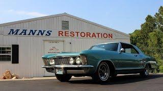 1964 Buick Riviera 425 Nailhead V8 - Manns Restoration