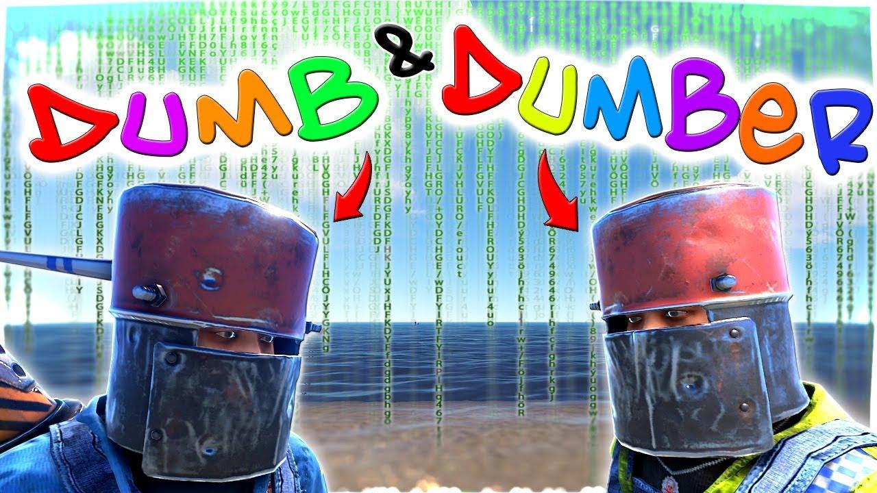 MEET THE DUMBEST HACKERS IN RUST | Admin Trolling Cheaters