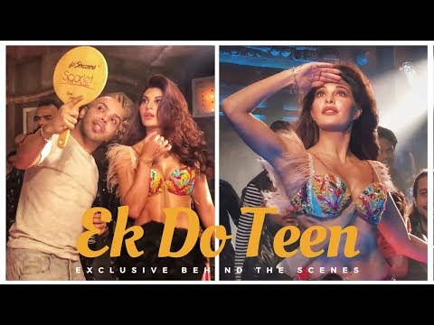 Ek Do Teen Vlog Ft Jacqueline Fernandez