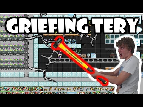 GRIEFING TERY | Growtopia