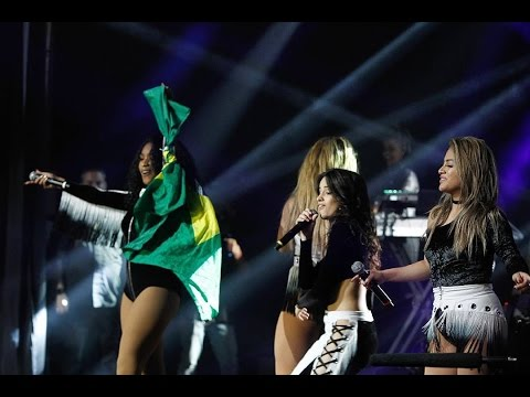 FIFTH HARMONY IN BRAZIL BEST MOMENTS ( LAUREN EU TE AMO)