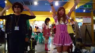 ダンエボリレー第10弾!松エボにて伝説のダンサーと!!