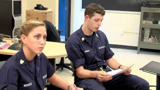 Coast Guard Academy Academics
