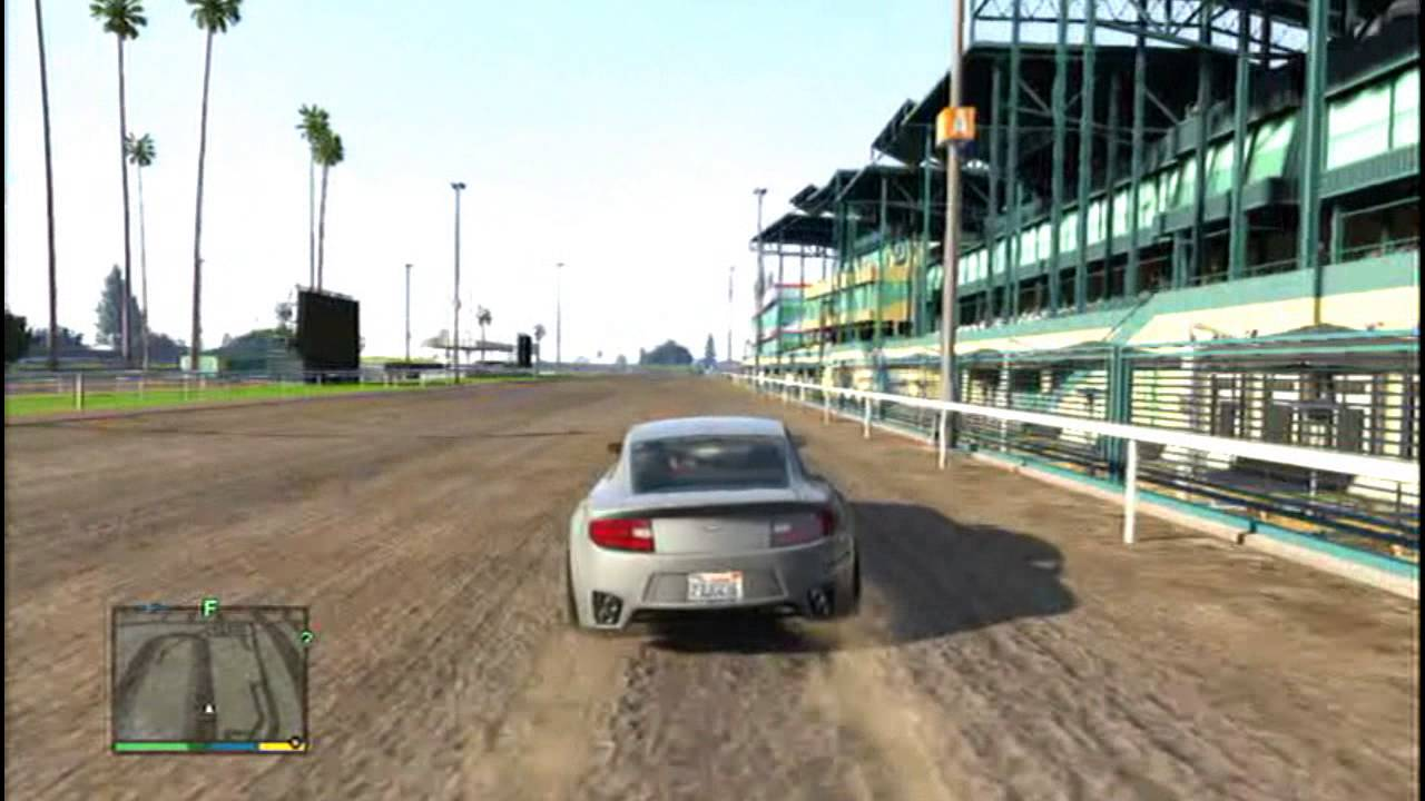 How To Race Cars In Gta