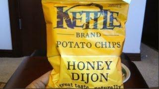 Kettle Brand Honey Dijon Potato Chips Review