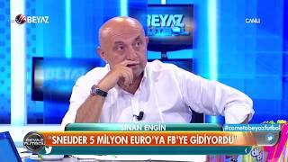 (..) Beyaz Futbol 12 Ağustos 2017 Kısım 3/5 - Beyaz TV