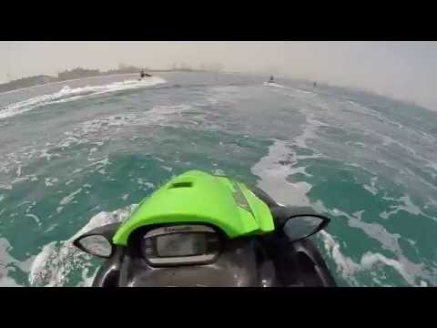 Dubai Jet Ski med NEMO Watersports