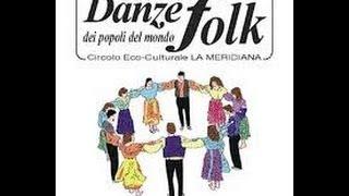 Danze Folk LA MERIDIANA - Beirut Ederlezi - Laboratori di danze internazionali 2014