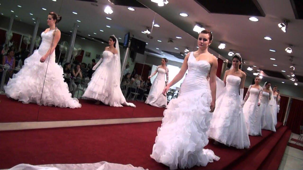 Desfile Especial De Vestidos De Noiva 220912 Espaço