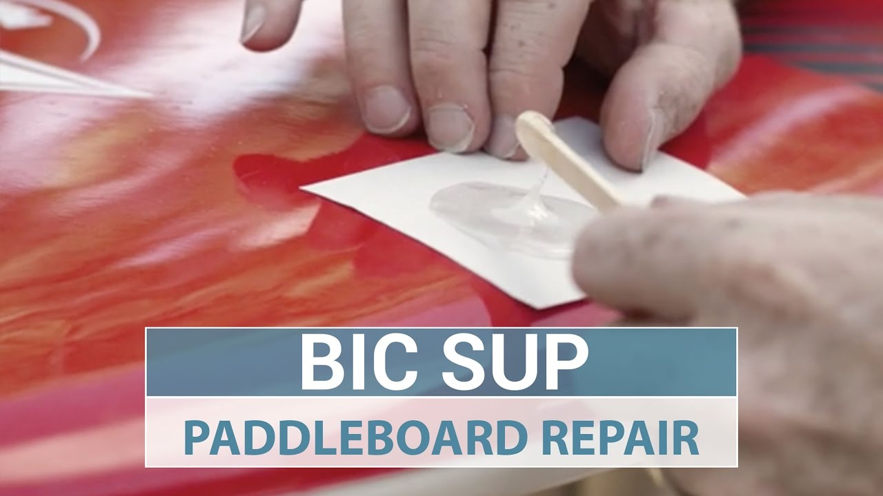SUP Repair tips, tutorials and installations