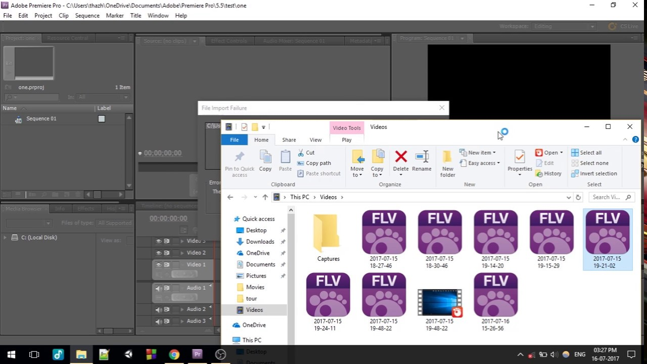 how to convert flv to mp4 2017