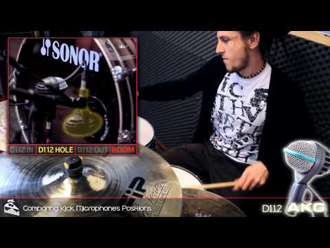 Cherry Pie - EP6: Comparing D112 Positions on Kick Drum (feat. Federico Paulovich)