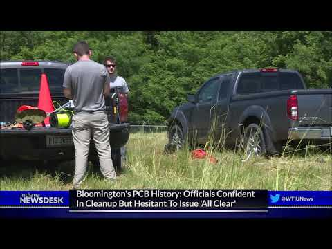 Bloomington's PCB History: Officials Confident In Cleanup But