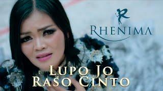 Rhenima - Lupo Jo Raso Cinto (Official Music Video)