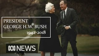 The life of George H.W. Bush, the 41st president of the United States | ABC News