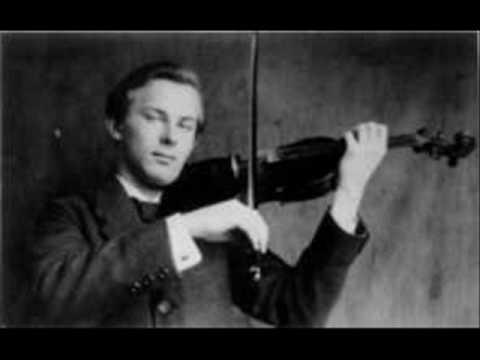 Tchaikovsky: Violin Concerto 1. Vasa Prihoda