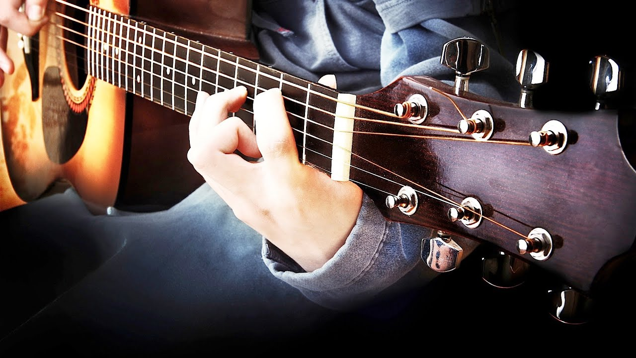 How To Play Jazz Chords Fingerstyle Guitar Youtube