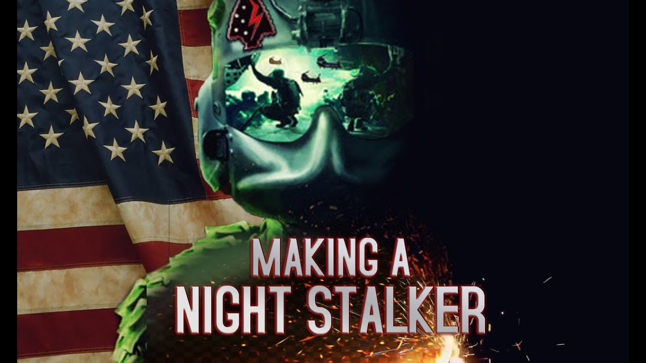 Making a Night Stalker | Official Book Trailer