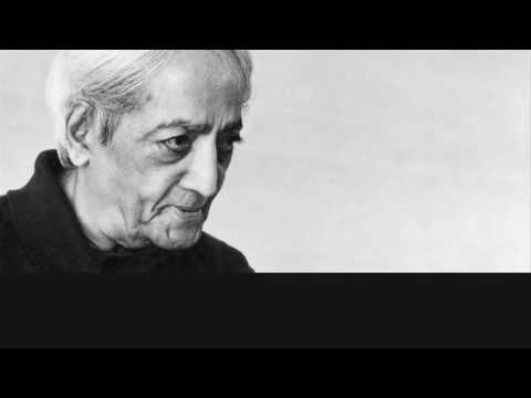 J. Krishnamurti - Malibu 1971 - Dialogue with Alain Naudé 1 - The circus of man's struggle