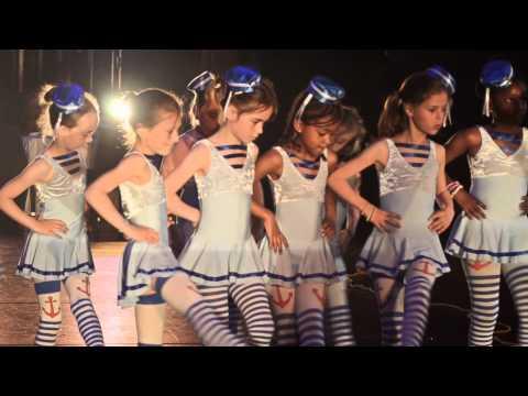 Atelier de danse Bergson - Teaser Répétitions du Spectacle 2015