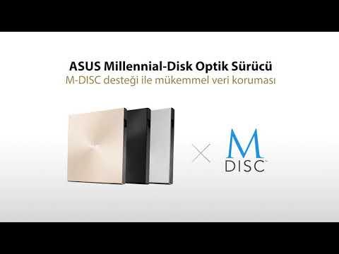 Değerli Anılarınızı 1000 Yıl Boyunca Saklayın - ASUS M-Disc | ASUS