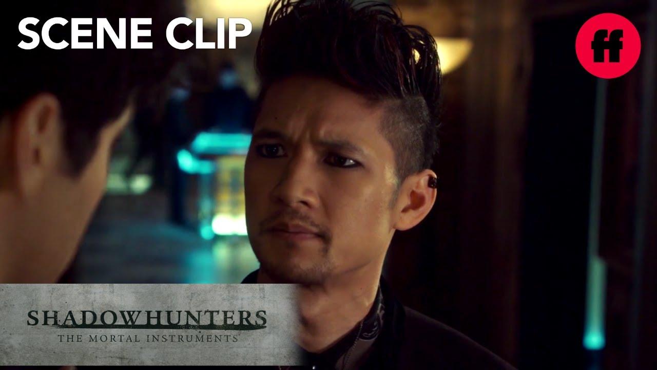 Download Shadowhunters   Season 3, Episode 7: Malec Makes Up   Freeform