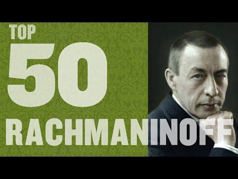 Top 50 Rachmaninoff