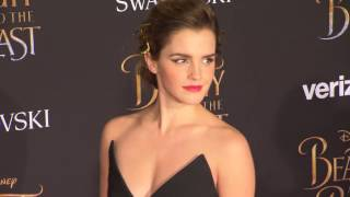 Beauty and the Beast World Premiere 02.03.2017