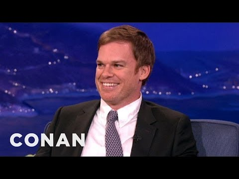 Michael C. Hall Was Impressed By Daniel Radcliffe's Wizard Powers