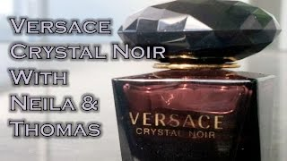 Versace Crystal Noir with Ouch110 Fragrance Reviews