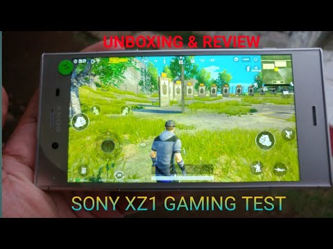 Gaming Test Pubg Mobile & Unboxing Sony Xperia Xz1 #gaming #pugbmobile #sonyxz1 #hpgamingmurah