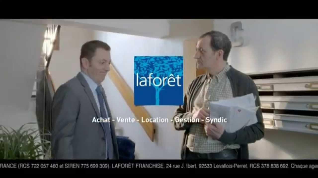 Pub agence laforet 2014 youtube for Agence laforet