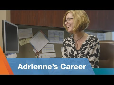 Adrienne's Career As A Case Manager