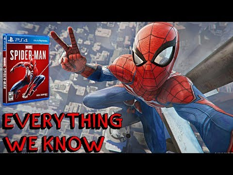 Let's Break It DOWN! - All New Spider-Man PS4 Gameplay Footage, News, Etc