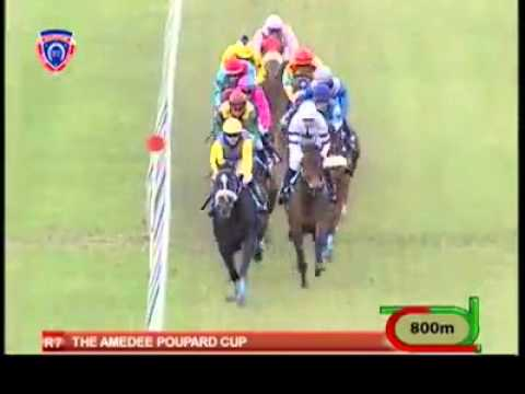 Prince Of Troy 2nd Win - Naushad Ali Dauhoo - Horse Racing Mauritius